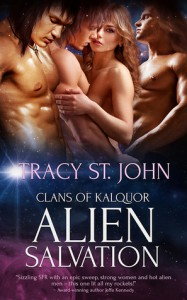 Alien Salvation - Tracy St. John