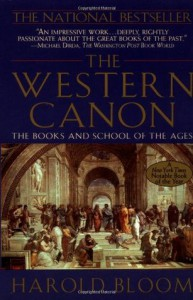 The Western Canon: The Books and School of the Ages - Harold Bloom