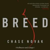 Breed - Moritz Pliquet, Hoffmann und Campe, Chase Novak