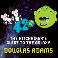 Hitchhiker's Guide to the Galaxy - Douglas Adams, Stephen Fry
