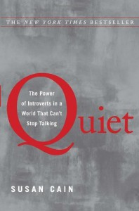 By Susan Cain Quiet: The Power of Introverts in a World That Can't Stop Talking (1st Edition) - Susan Cain