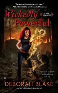 Wickedly Powerful: A Baba Yaga Novel - Deborah Blake