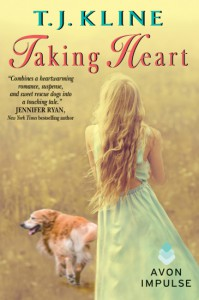Taking Heart (Healing Harts) - T.J. Kline