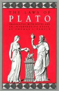 The Laws of Plato - Plato, Thomas L. Pangle