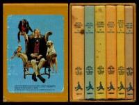 DOCTOR DOLITTLE 6 BOXED BOOKS: Doctor Dolittle's Circus; Doctor Dolittle's Zoo; Doctor Dolittle's Caravan; Doctor Dolittle's Garden; Doctor Dolittle in the Moon; Doctor Dolittle's Return - Hugh Lofting