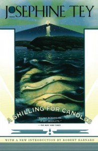 A Shilling for Candles - Robert Barnard, Josephine Tey