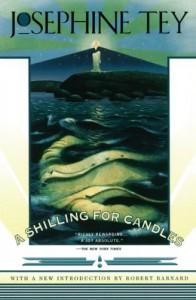 A Shilling for Candles - Robert Barnard, Josephine Tey