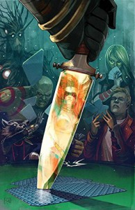 Angela Asgard's Assassin #4 - Kieron Gillen