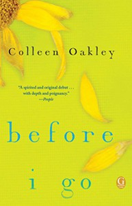 Before I Go - Colleen Oakley
