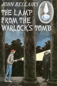The Lamp from the Warlock's Tomb - John Bellairs