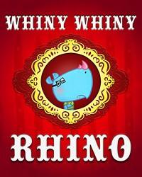 Whiny Whiny Rhino - McBoop