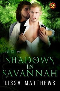 Shadows In Savannah - Lissa Matthews