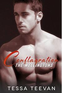 Conflagration (The Wellingtons Book 2) - Tessa Teevan