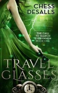 Travel Glasses - Chess Desalls