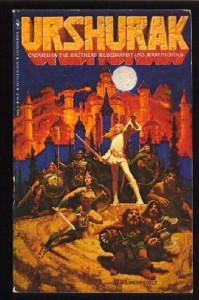 Urshurak (A Bantam Book) - Jerry Nichols, Tim Hildebrandt, Greg Hildebrandt