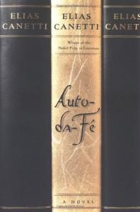 Auto-da-Fé - Elias Canetti