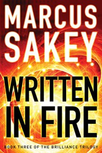 Written in Fire - Marcus Sakey
