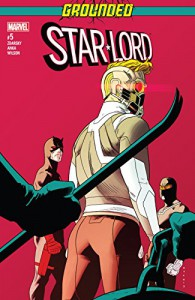 Star-Lord (2016-) #5 - Chip Zdarsky, Kris Anka