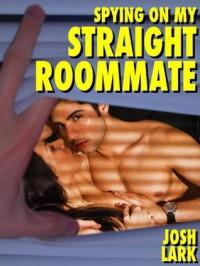 Spying on my Straight Roommate: An Erotic MMF Voyeuristic Menage Story - Josh Lark