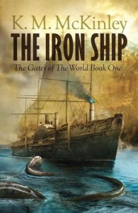 The Iron Ship - K. McKinley
