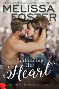 Embracing Her Heart - Melissa Foster