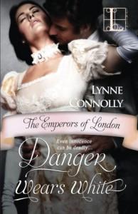 Danger Wears White - Lynne Connolly