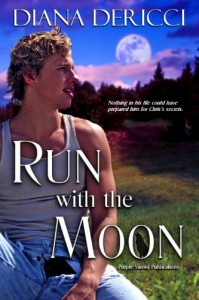 Run with the Moon - Diana DeRicci