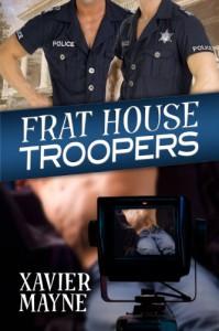 Frat House Troopers - Xavier  Mayne