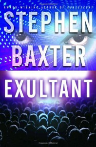 Exultant (Destiny's Children 2) - Stephen Baxter