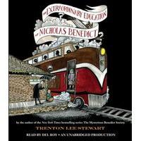 The Extraordinary Education of Nicholas Benedict - Trenton Lee Stewart, Del Roy