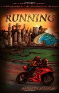 Running (Running #1) - Barbara Spencer