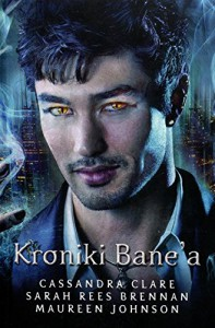 Kroniki Bane'a - Johnson Maureen,  Res-Brennan Sarah Clare Cassandra