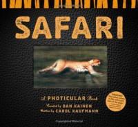 Safari: A Photicular Book - Carol Kaufmann, Dan Kainen