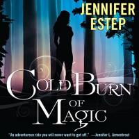Cold Burn of Magic - Jennifer Estep, Brittany Pressley