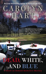 Dead, White, and Blue - Carolyn Hart