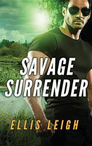 Savage Surrender: A Dire Wolves Mission (Devil's Dires) - Ellis Leigh