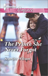 The Prince She Never Forgot (Harlequin Romance) - Scarlet Wilson