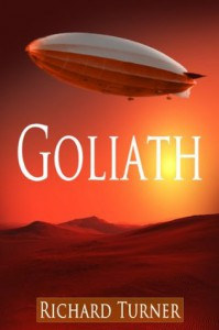 Goliath (A Ryan Mitchell adventure) - Richard Turner