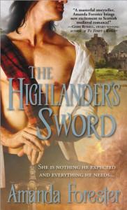 Highlander's Sword - Amanda Forester
