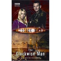 The Clockwise Man (Doctor Who) - Justin Richards