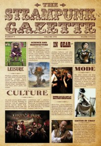 The Steampunk Gazette - Major Tinker