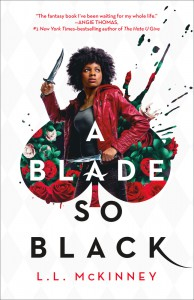 A Blade So Black - L. L. McKinney