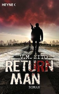 Return Man - V.M. Zito