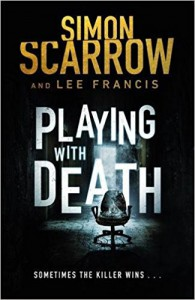 Playing with Death - Doug Headline, Simon Scarrow, Linda Francis Lee