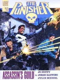 The Punisher: Assassin's Guild (A Marvel Graphic Novel #40) - Jo Duffy, Julie Michel, Jim Novak, Carl Potts, Marc McLaurin, Jorge Zaffino, Tom DeFalco