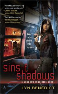 Sins and Shadows (Shadows Inquiries Series #1) - Lyn Benedict
