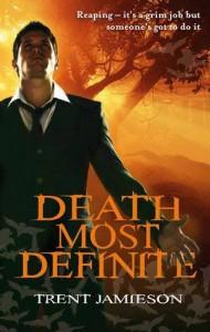 Death Most Definite -