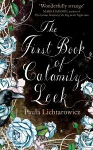 The First Book Of Calamity Leek - Paula Lichtarowicz