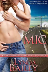 On the Corner of Heartache and Hopeful--Mic - Lynda Bailey