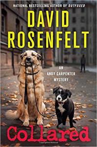Collared (An Andy Carpenter Novel) - David Rosenfelt